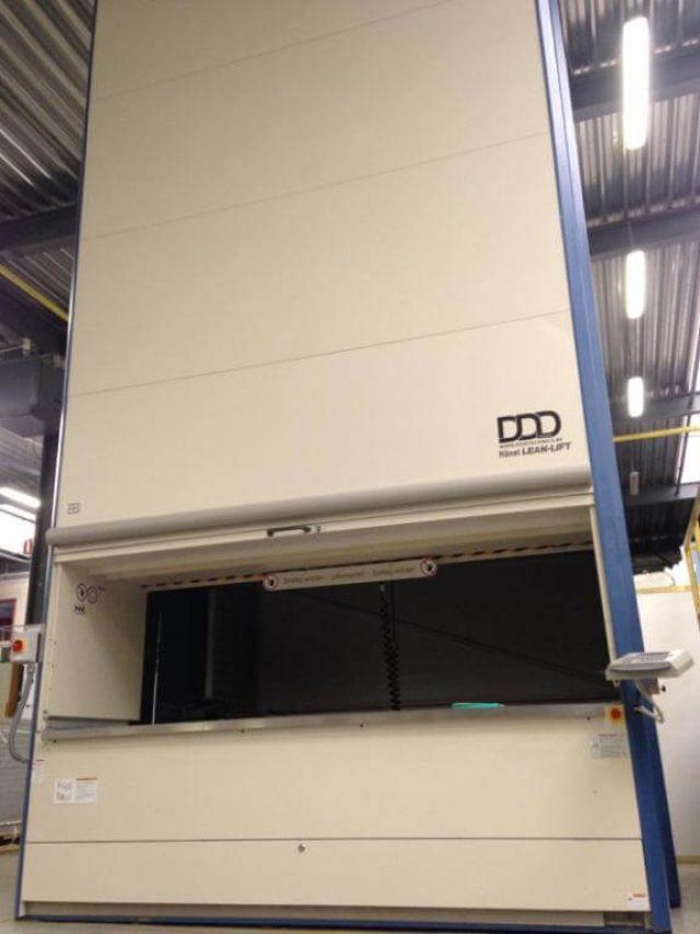 OCCASIE Hänel Lean-lift 1640-825/281/196/75/300/20HS