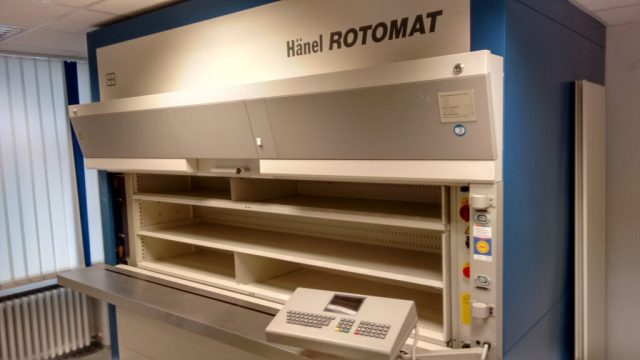 HÄNEL ROTOMAT TYPE 936