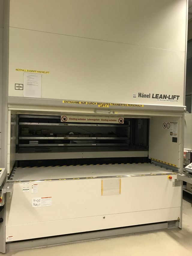 OCCASIE HÄNEL LEAN-LIFT 2460-825/281/278/75/400/30