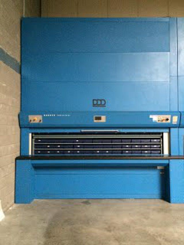 KARDEX INDUSTRIEVER- SYS-651-1418
