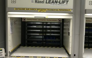 OCCASIE HÄNEL LEAN-LIFT 1300-825/281/162/75/250/20