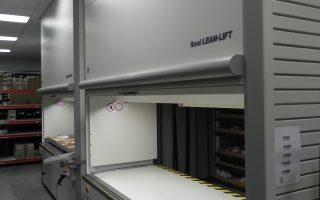 OCCASIE Hänel Lean-lift 2460-825/281/280/75/250/20HS